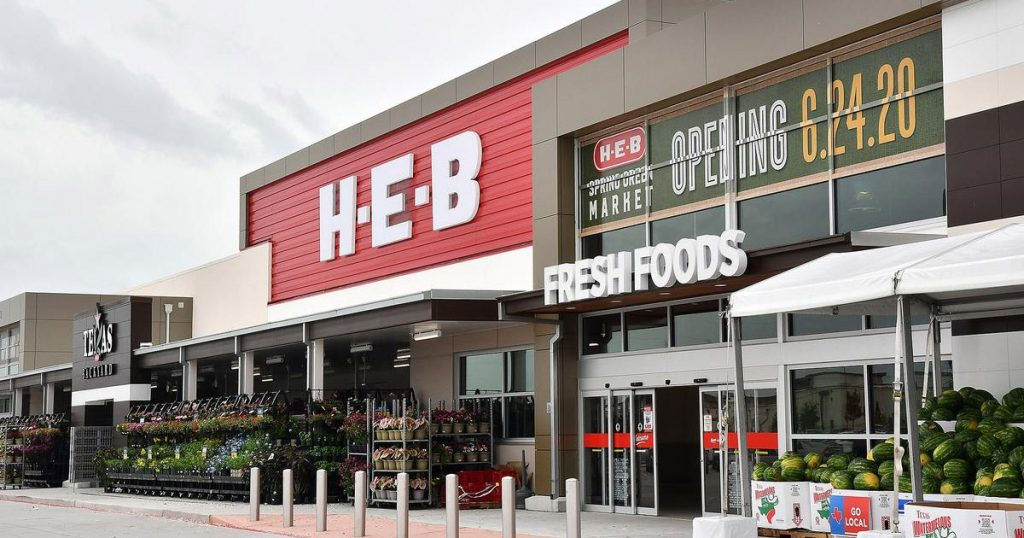 HEB Customer Satisfaction Survey Image