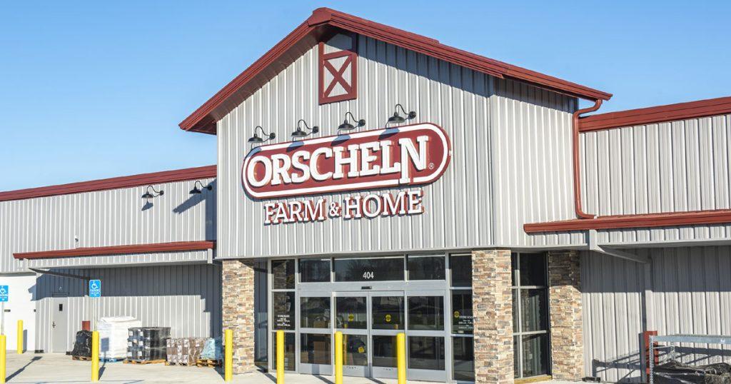 Orscheln Farms and Home survey image