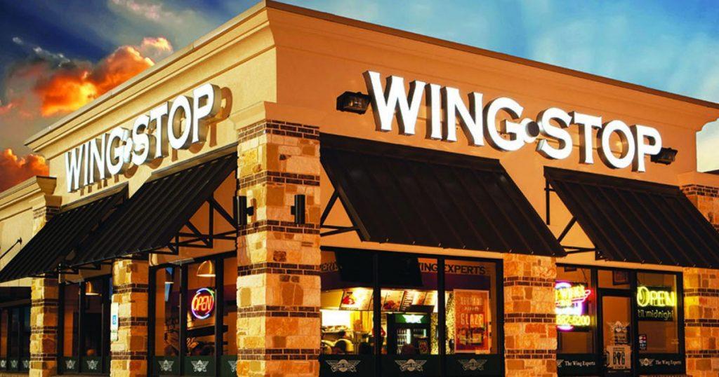 Wingstop Guest Survey Image