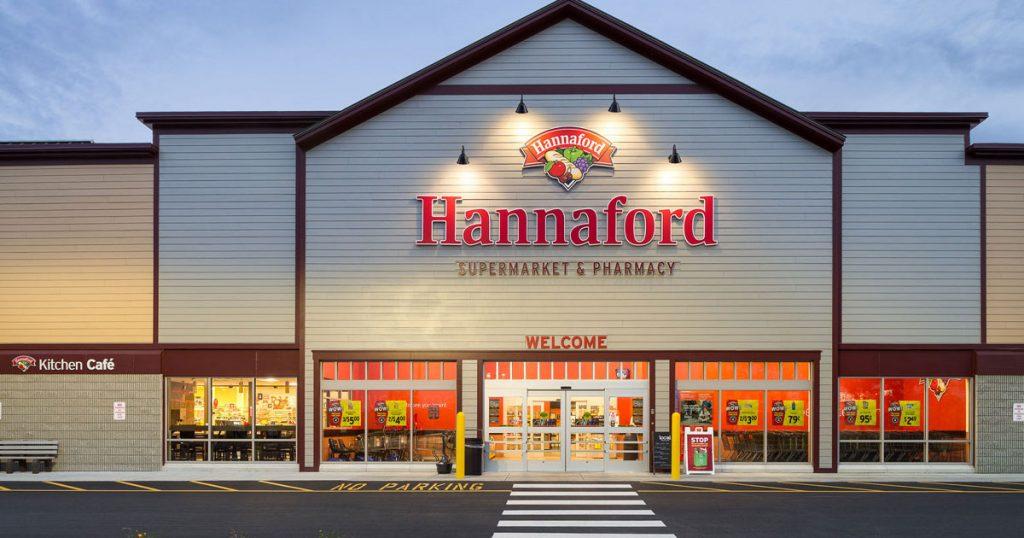 Hannaford Survey Image