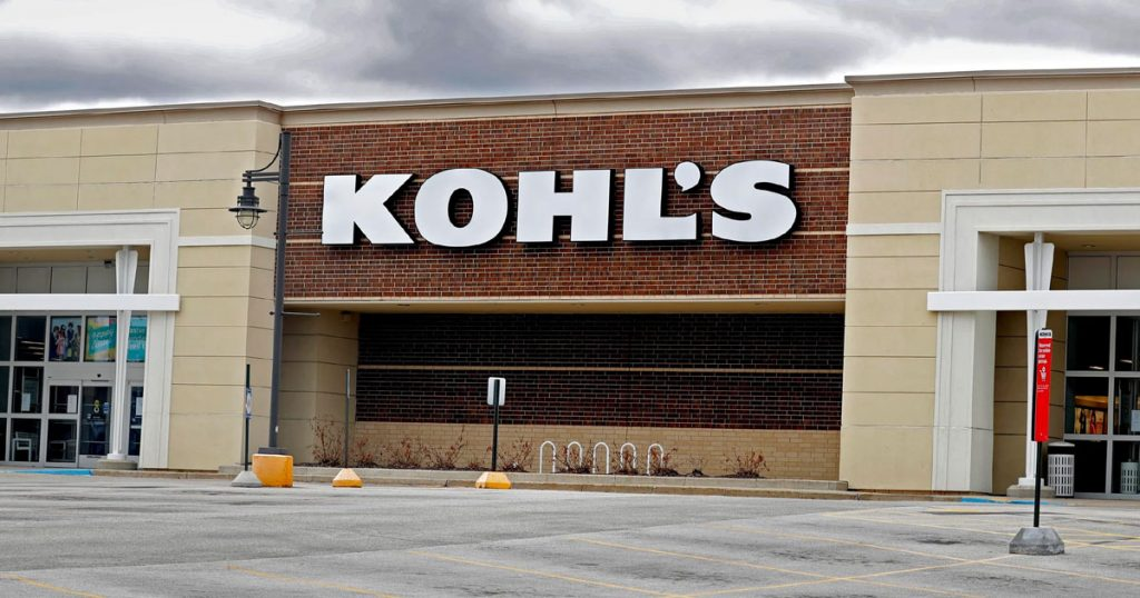 Kohls Customer Survey Image