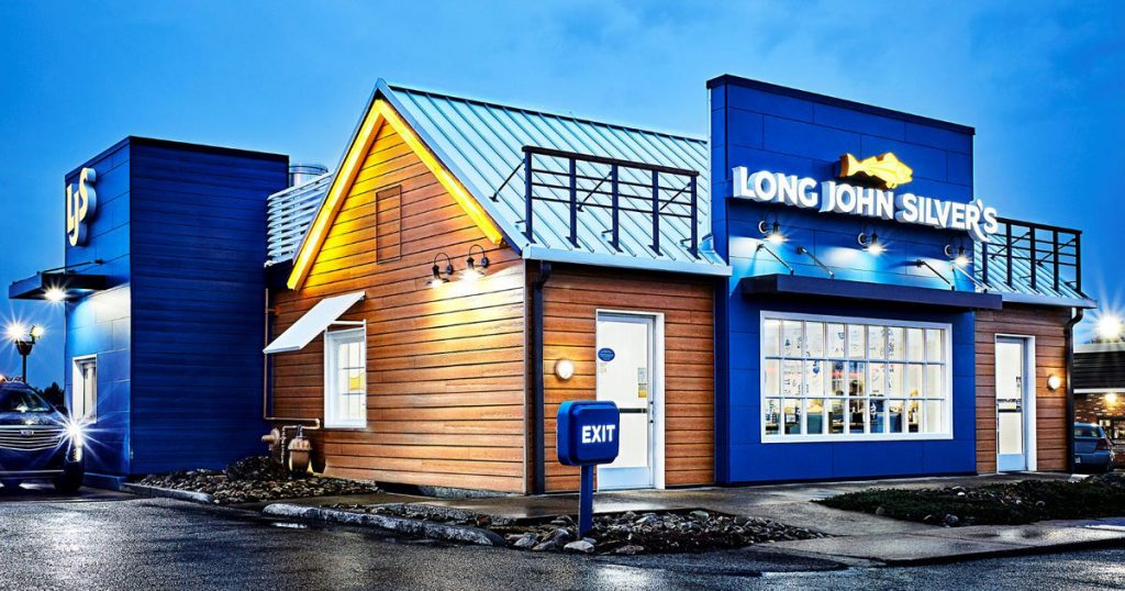 Long John Silvers customer survey Image