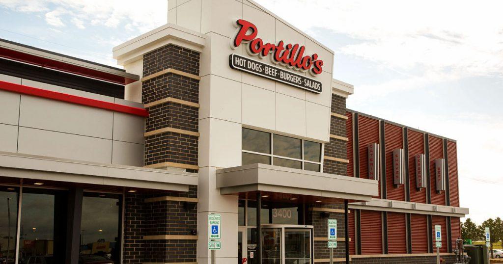 Portillo's online survey image