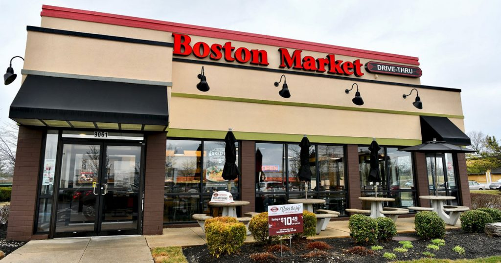 Tell Boston Market Survey Image