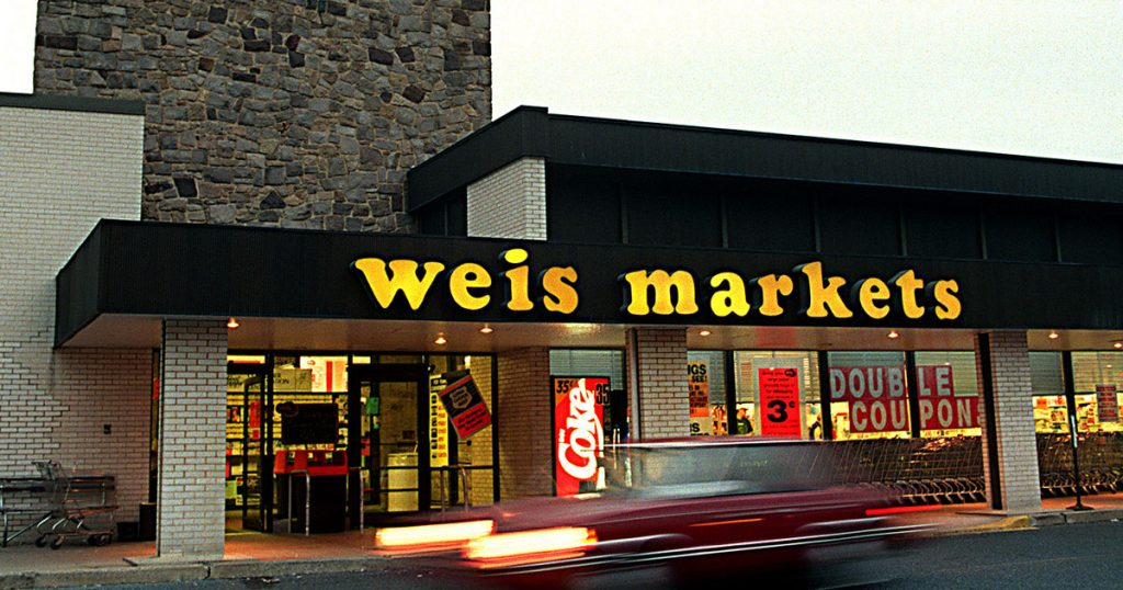 Weis Markets Customer Survey Image