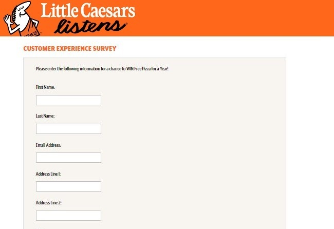 little caesars sweepstakes entry image