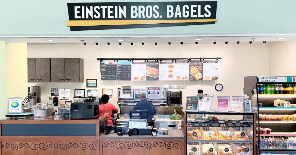 Einstein Bros Bagles Survey Image