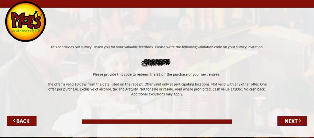 Moegottaknow Validation Coupon Code Image